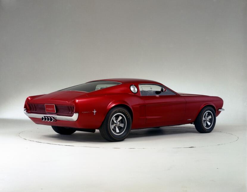 Medio siglo del Ford Mustang Fastback 08_1967_Ford_Mustang_Mach_1_concep...