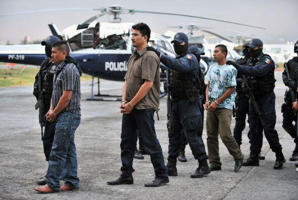 Una de las principales actividades del cártel es distribuir y contraband...