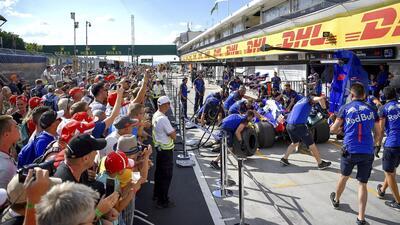 En fotos: la Fórmula 1 hace parada en Budapest con el Gran Premio de Hungría
