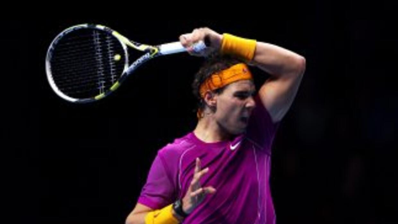 Rafael Nadal venció en su debut.
