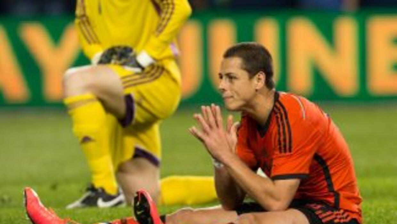 Acciones que marcaron el México vs. Bosnia