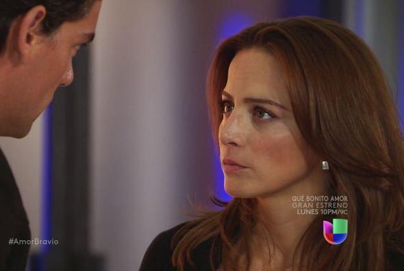 Daniel no piensa arriesgar a Camila, ella quiere hacer de anzuelo para q...