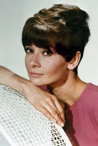 Audrey fue una de las pocas actrices que ganó un Emmy, un Grammy, un Osc...