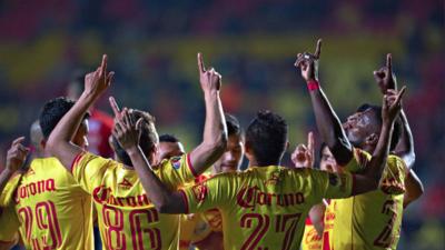 Morelia comienza la Copa MX imponente en casa