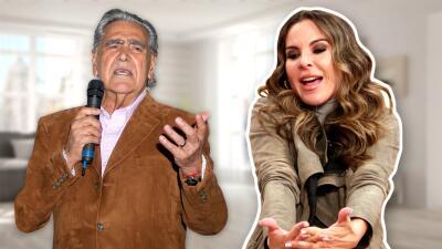 Esta es la razón por la que Eric del Castillo está enojado con su hija Kate