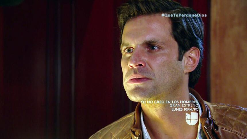 ¡Mateo se sacrificó para salvar a Diego!