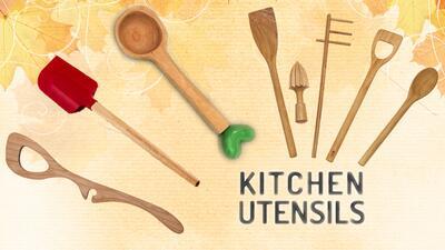 17 utensilios de madera para meter el otoño a la cocina