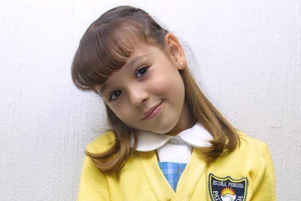 Danna Paola nació el 23 de junio de 1995 y realizó sus primeras actuacio...