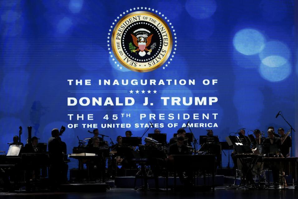 Trump ha declarado la guerra a Washington  2017-01-21T012645Z_702207667_...