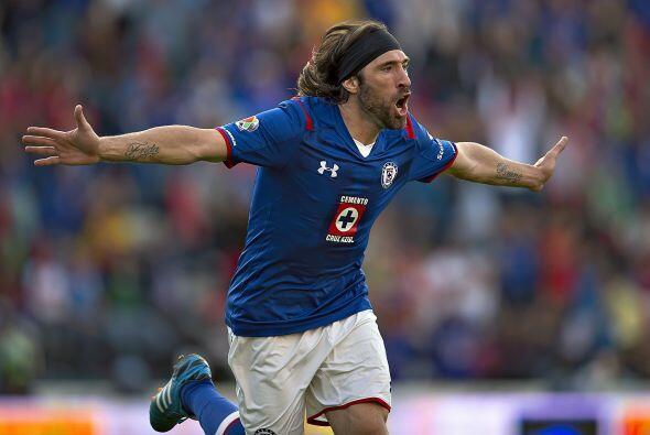 Mariano Pavone ha despertado al goleador que lleva dentro en las últimas...
