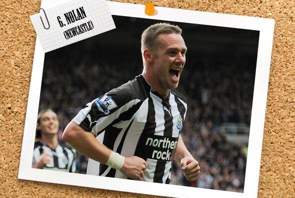 Como los vinos, Kevin Nolan, eterno capitán del Newcastle, se destapó co...