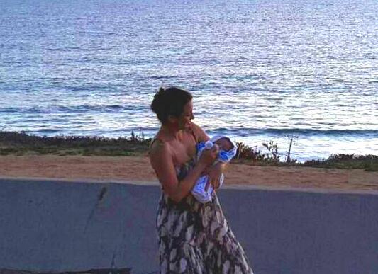 ¡Silvia luce espectacular después de ser mamá!