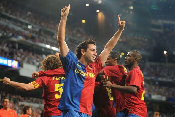 El Barcelona se metió al Santiago Bernabéu para propinarle una goleada d...