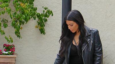 Al estilo Kardashian: la hija mayor de Kim y Kanye debuta como modelo