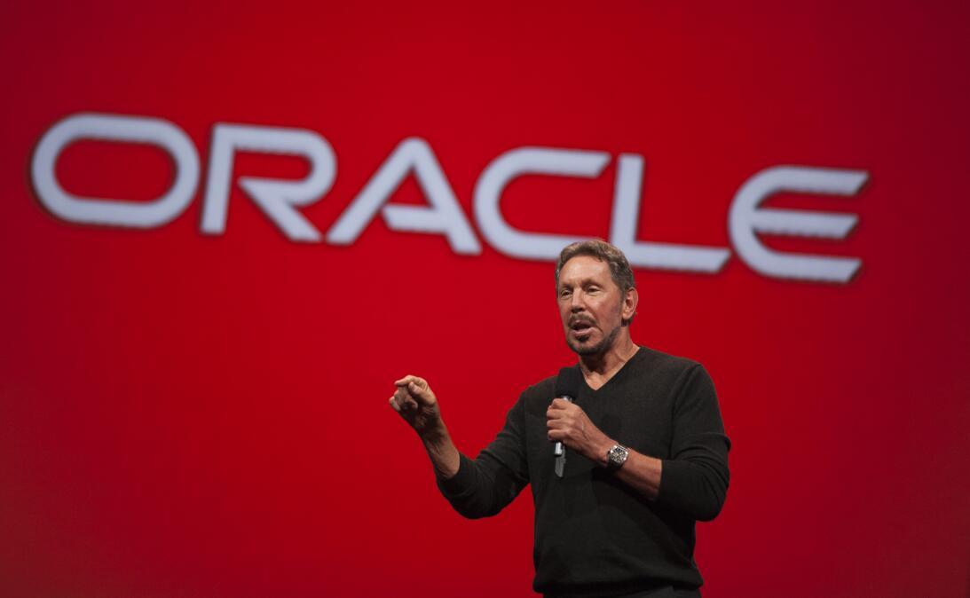 #7: Larry Ellison, cofundador y CEO de Oracle. Fortuna estimada: US$43,6...