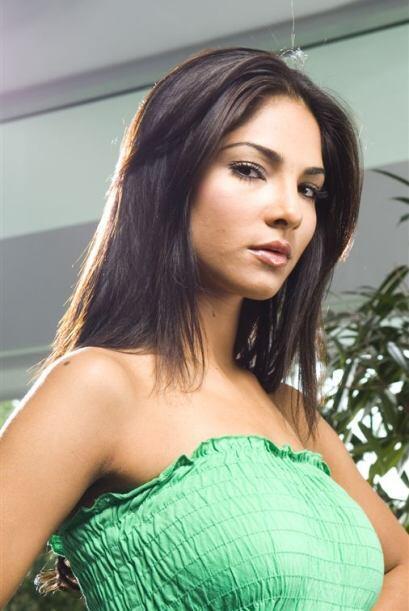 En 2007 y con tan sólo 19 años, la mexicana Alejandra Espi...