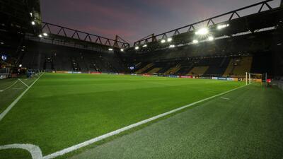 Así es el Signal Iduna Park, casa del Borussia Dortmund