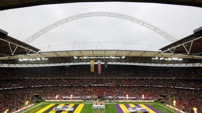 El mítico estadio de Londres seguirá recbiendo múltiples partidos de la...