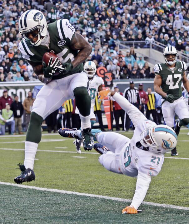 Los Jets continúan en la lucha por el comodín en la AFC al derrotar 38-2...