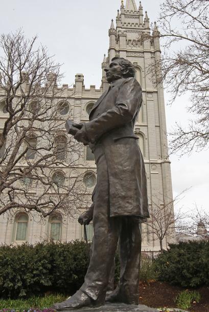 Joseph Smith, el fundador de lo que es hoy la Iglesia de Jesucristo de l...