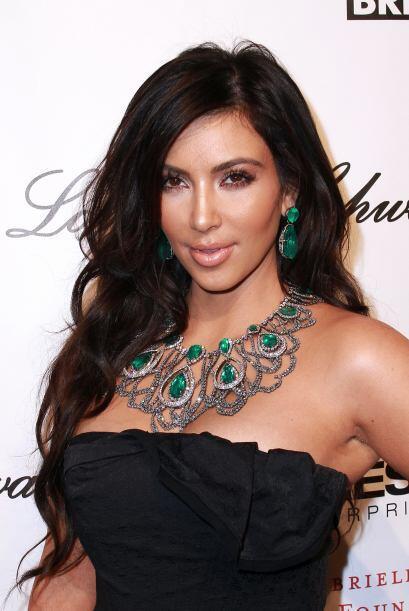 Kim Kardashian, de 31 años de edad, es la más guapa de las hermanas Kard...