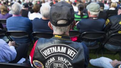El día en que EEUU le rinde honor a los veteranos