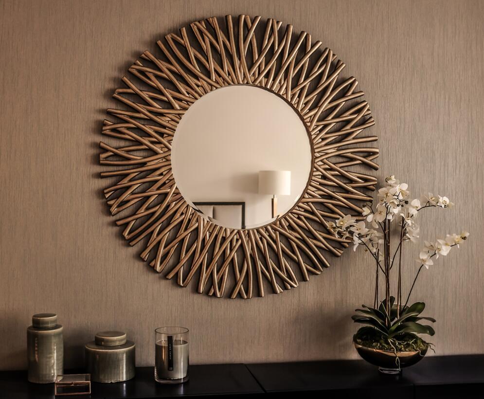 espejos en la casa