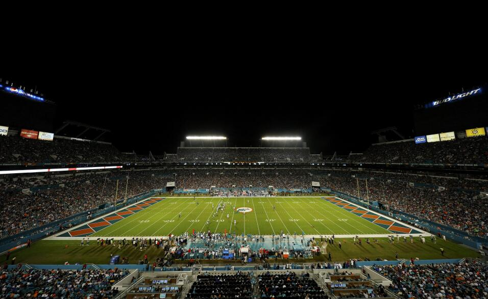 Miami tendrá un renovado estadio para ser sede del Super Bowl LIV