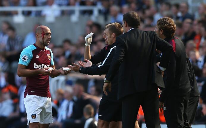 West Ham de 'Chicharito' es colero tras goleada contra Newcastle en la P...