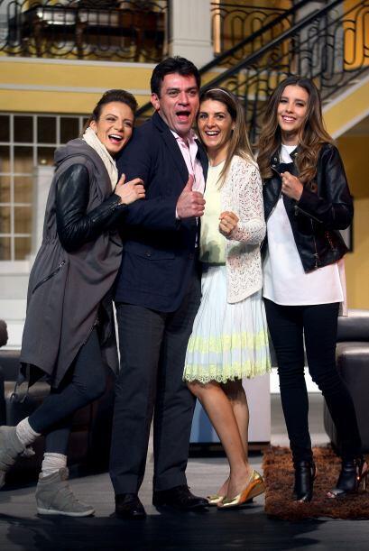 El éxito de la telenovela hizo posible esta adaptación.