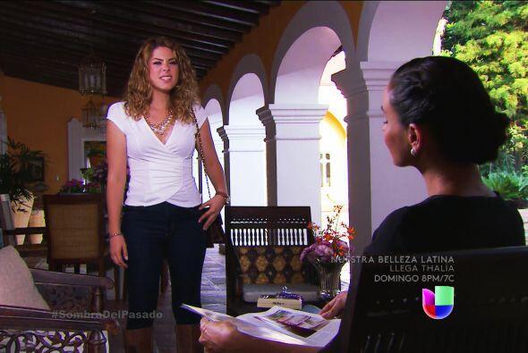 ¿Ilusionada Valeria? Ahora que sabes que Cristóbal regresó, no perderás...
