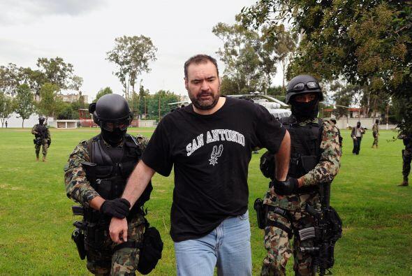 Villareal Barragán se encuentra relacionado con al menos siete investiga...