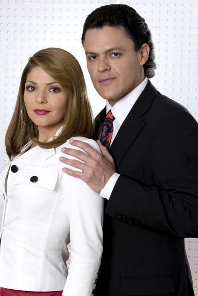 """""""Hasta que el dinero nos separe"""" fue la telenovela que protago..."""