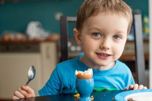 El huevo es una excelente opción para un desayuno balanceado contiene un...