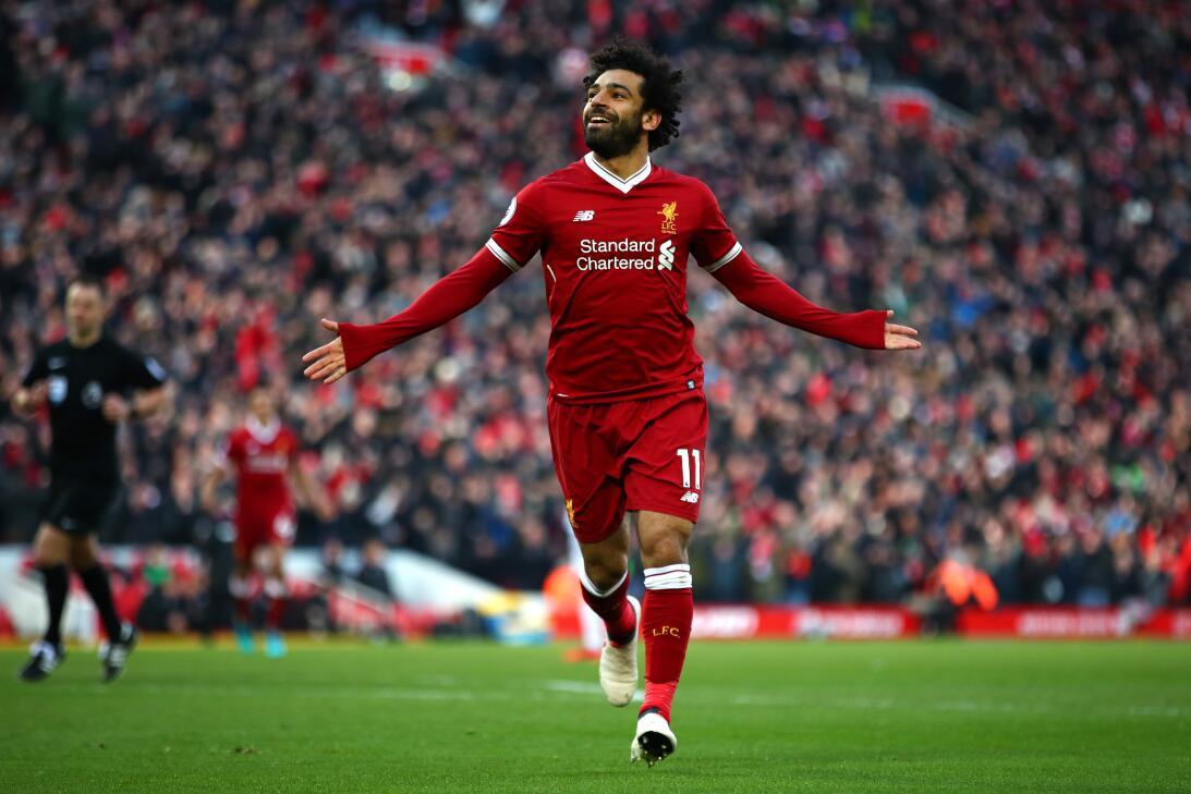 En fotos: Liverpool apabulló 4-1 a West Ham con Chicharito en los último...