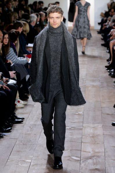 Aunque claro, como buen hombre 'fashionista', Michael Kors no se olvidó...