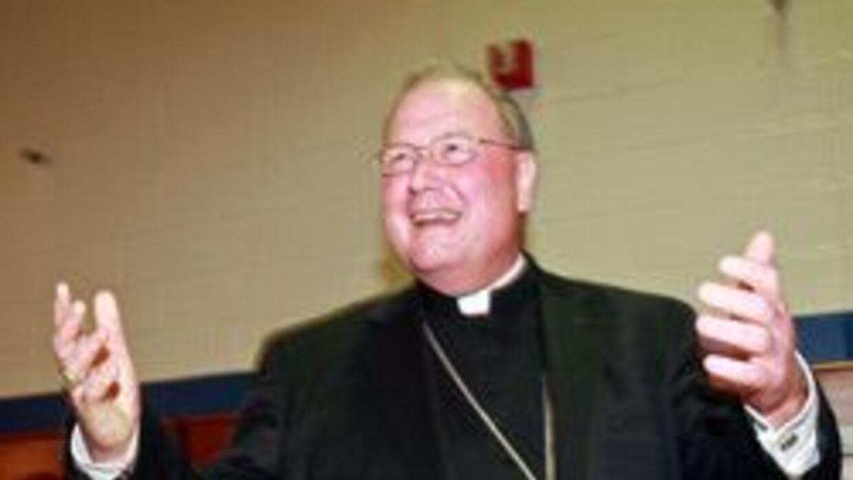 Timothy Dolan fue nombrado por Benedicto XVI como el nuevo arzobispo de...