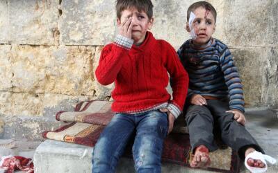 Los Niños de Alepo