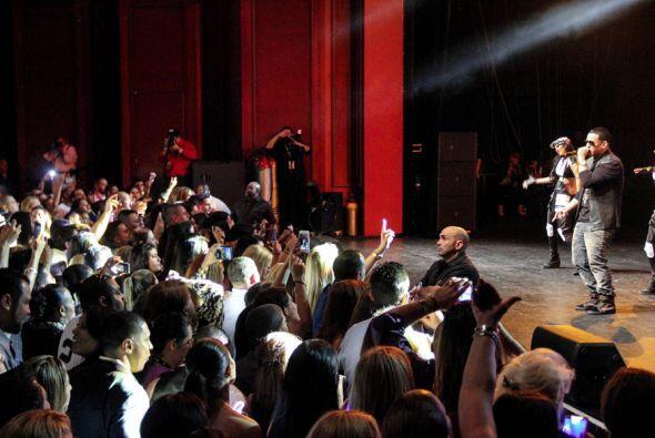 Daddy Yankee puso a bailar a Miami al ritmo de reggaeton en un exitoso c...