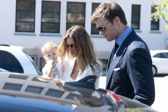 Giselle Bundchen y Tom Brady se casaron en completo secreto en el 2009 y...