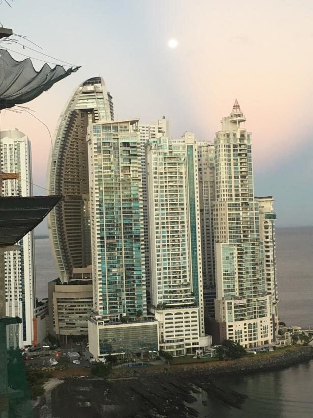 Trump Panama hotel