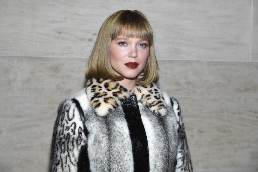 La actriz francesa Léa Seydoux describió como el productor intentó asalt...