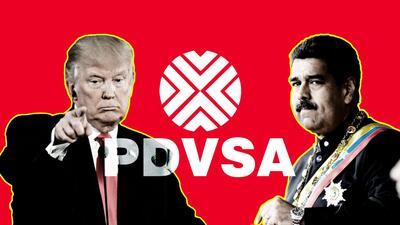 Trump v Maduro