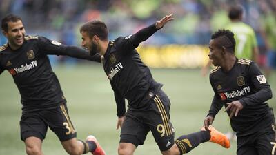 En imágenes: una contundente goleada, más de una decepción, y el brillante debut de los nuevos héroes de la MLS