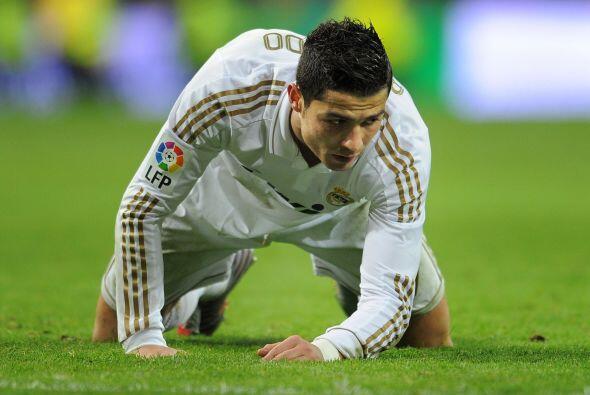 3. Cristiano Ronaldo, débil: No subió el nivel del equipo cuando más le...