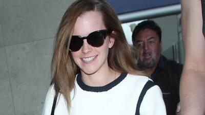Emma Watson fue feliz sólo hasta los 25 años