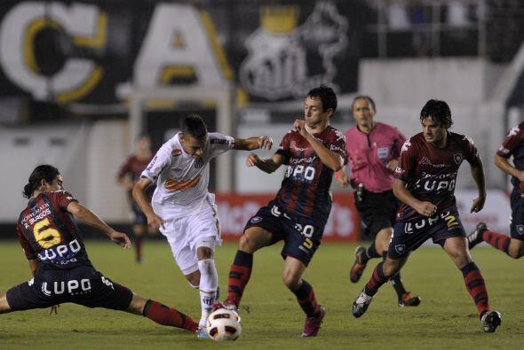 El encuentro del Grupo 5 de la Libertadores terminó igualado a un gol po...