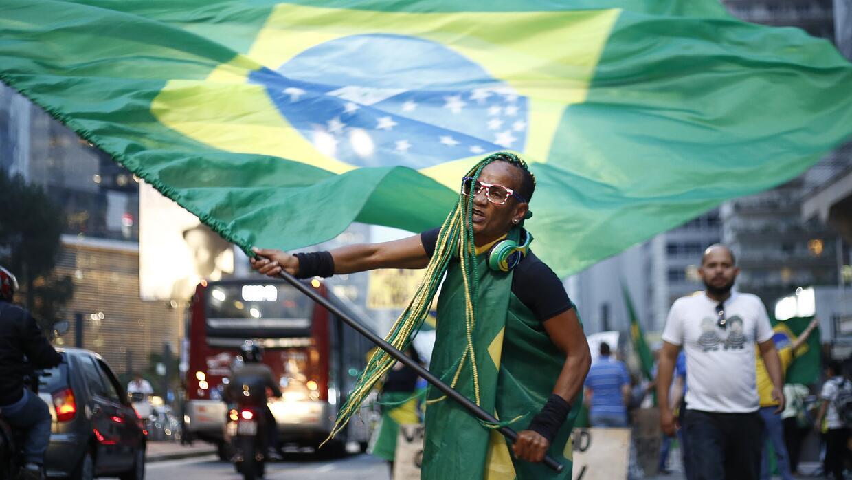 Las protestas se han multiplicado en los últimos meses en Brasil
