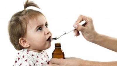 A nadie le gusta tomar medicinas, pero si tu hijo te monta una escena ca...