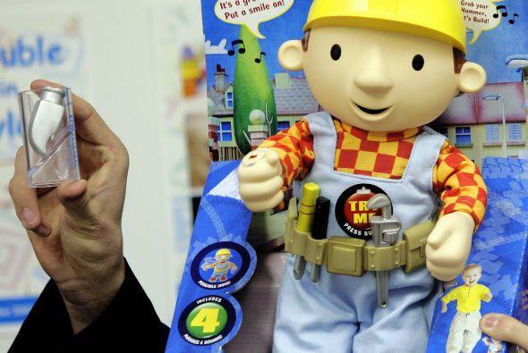 Las pinturas tóxicas:  Si un niño llega a ingerir un jugue...